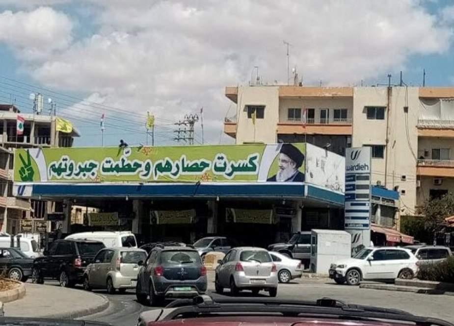 ۲۰ تانکر حامل سوخت ایران وارد خاک لبنان شدند