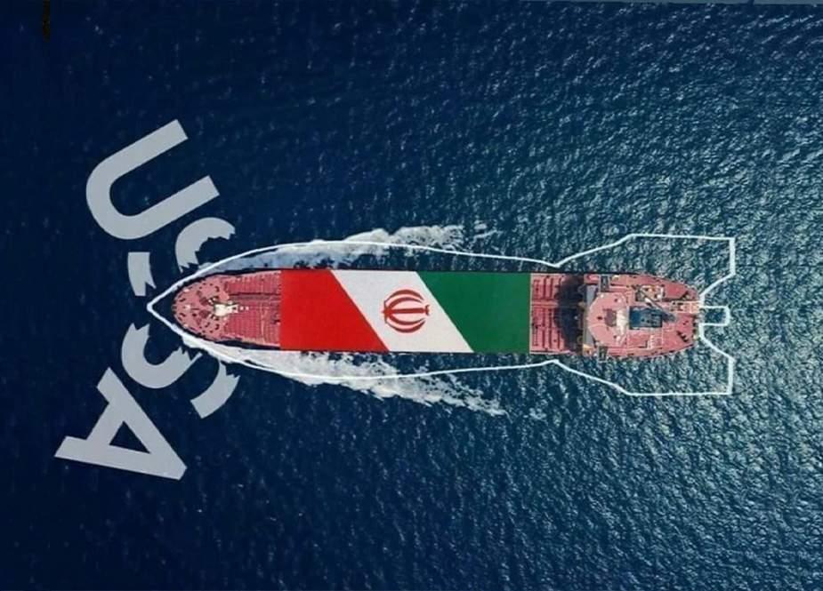 İranın 20 yanacaq tankeri Livana daxil oldu