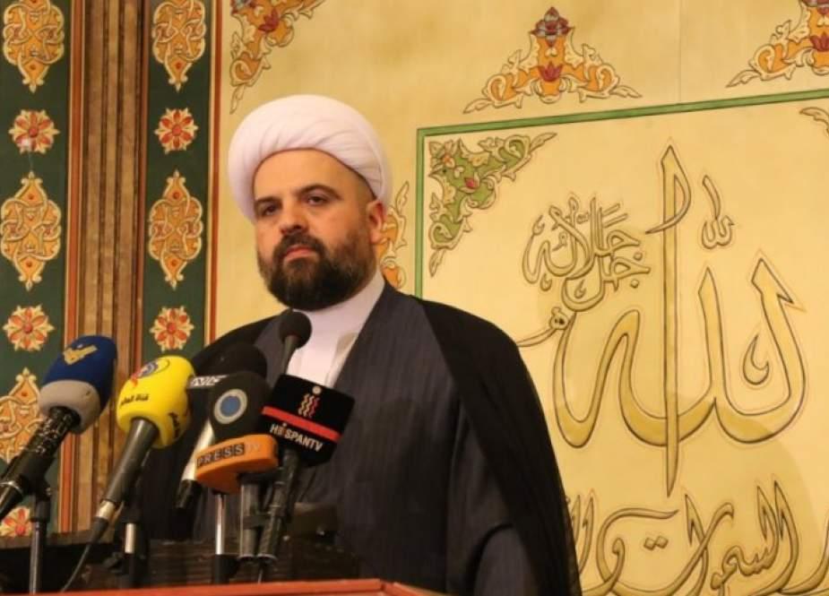 قبلان شكر طهران: الشجاعة في زمن الانهزام والغوث في زمن الحصار