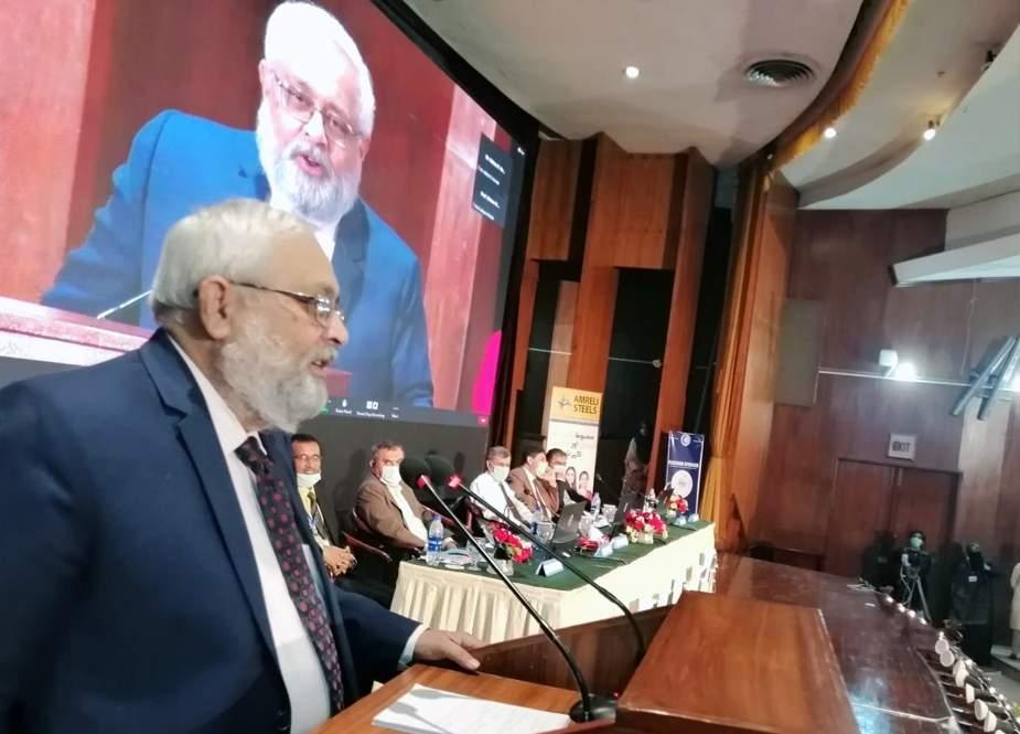 این ای ڈی یونیورسٹی میں پہلی بین الاقوامی اپلائیڈ فزکس اینڈ انجینئرنگ کانفرنس کا انعقاد