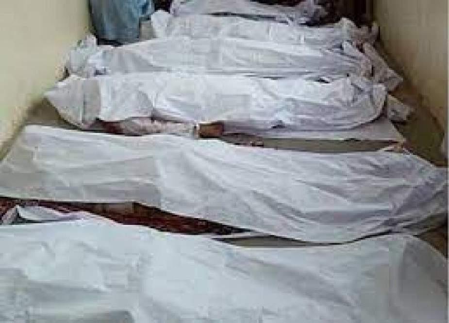 لوئر دیر میں جنازے پر فائرنگ کے نتیجے میں 8 افراد ہلاک، دس زخمی