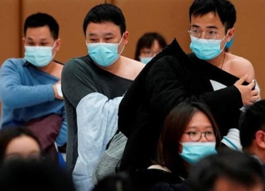 چین ایک ارب آبادی کو کورونا ویکسین لگانے والا پہلا ملک بن گیا