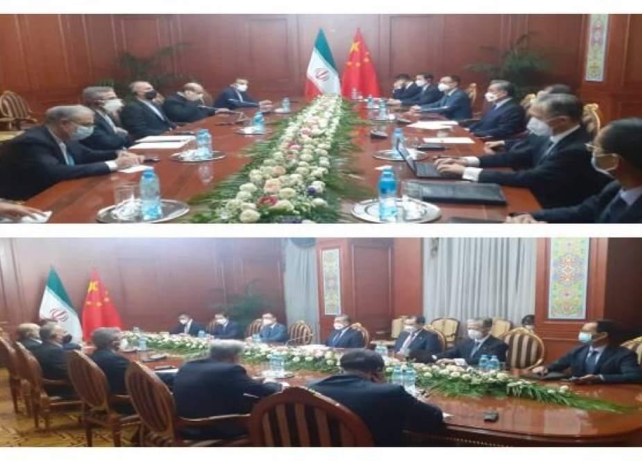 China Menyambut Keanggotaan Tetap Iran Di Shanghai Coop Org