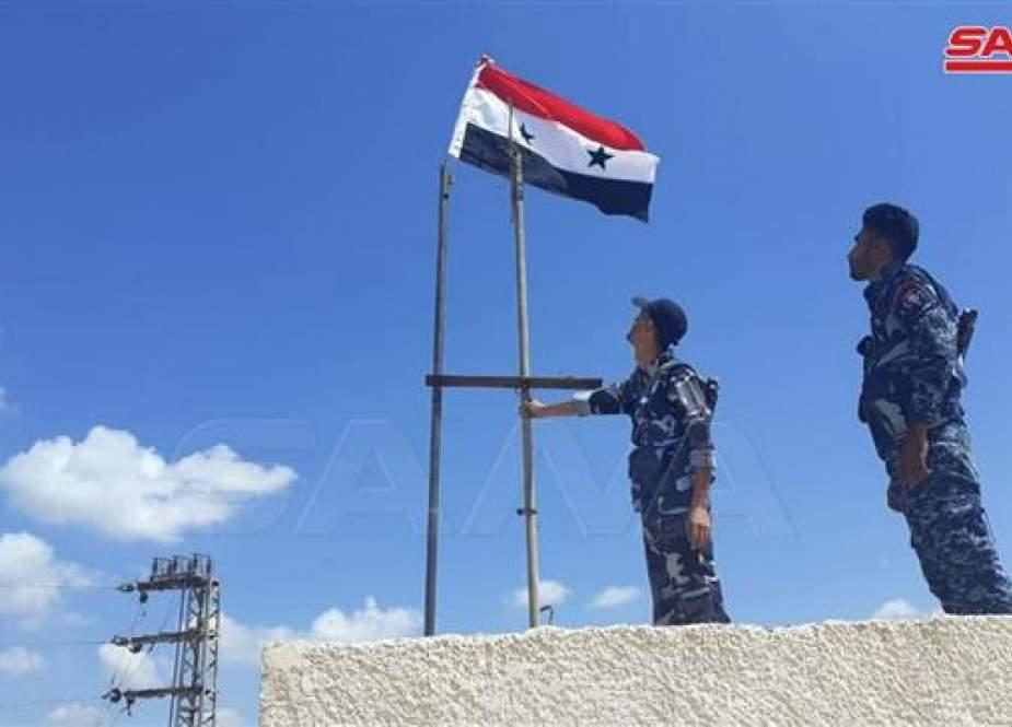 Pasukan Tentara Suriah Membuat Keuntungan Baru Di Dara
