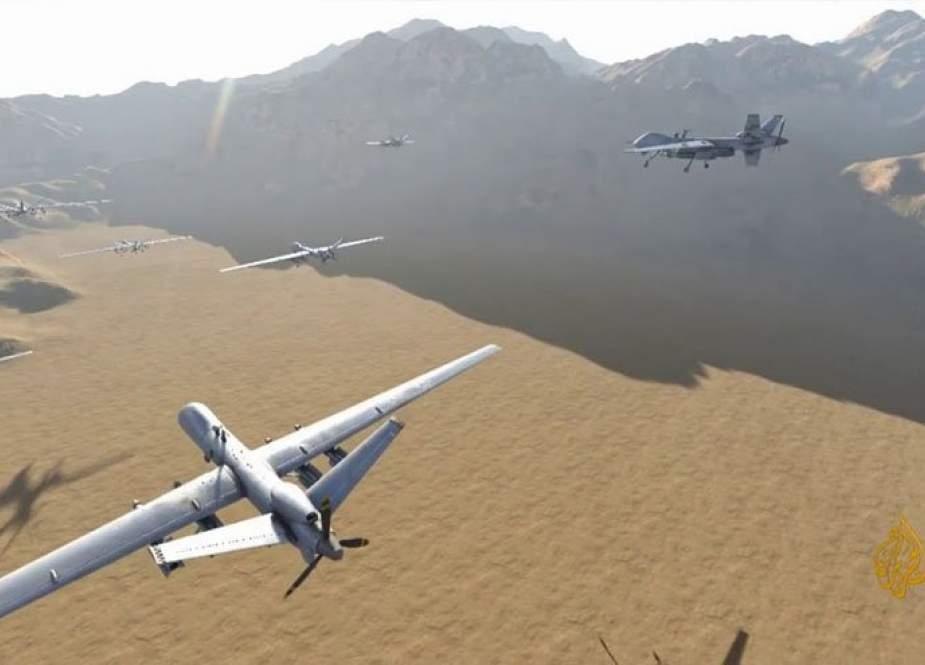 استهداف مواقع حيوية سعودية في جيزان يوقف حركة الطيران