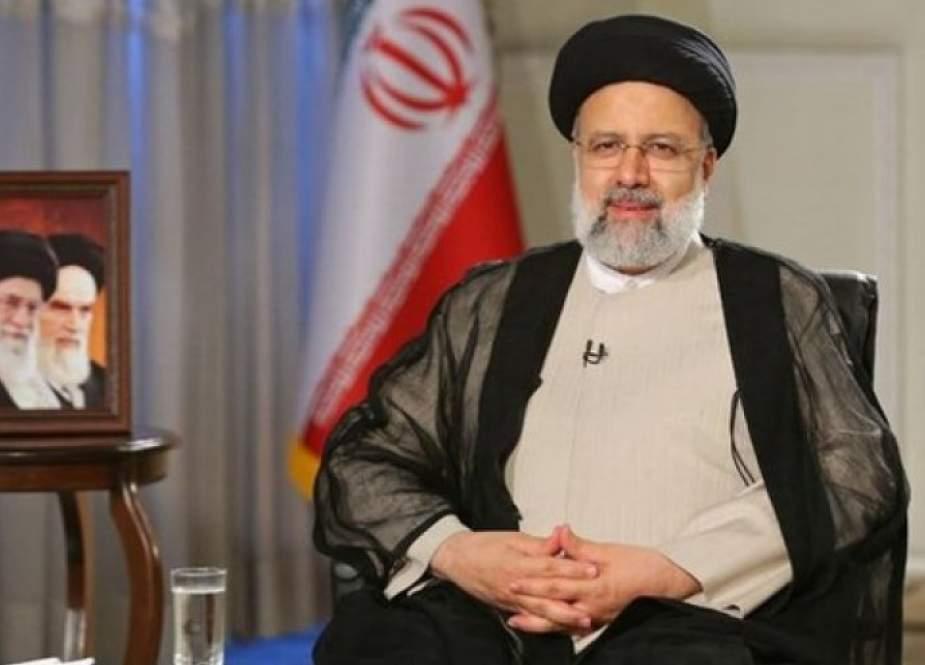 السيد رئيسي: العقوبات المفروضة على إيران لم تمنعها من التقدم
