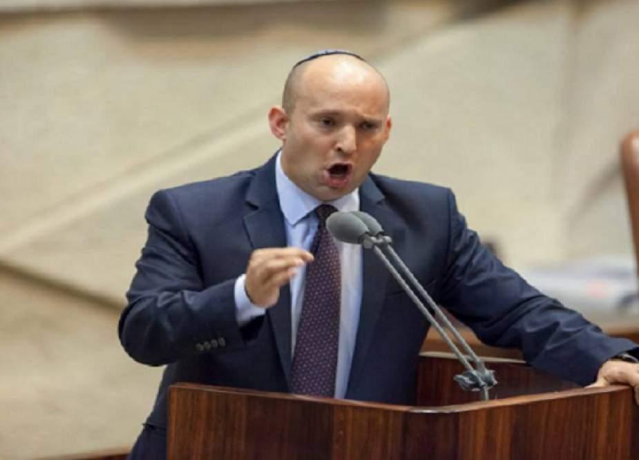 """""""إسرائيل"""" تتبع سياسة جديدة.. بينیت يفتح النار ضد حماس وغزة"""