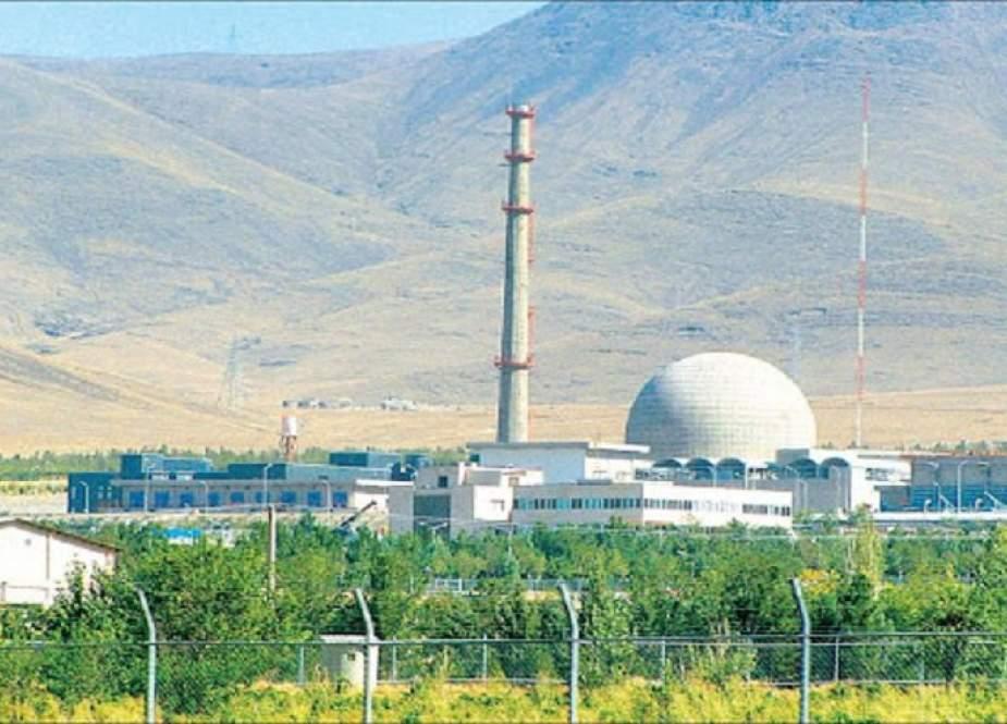 رئيس الطاقة الذرية الايرانية: للاسراع بإعادة تصميم وتشغيل مفاعل آراك