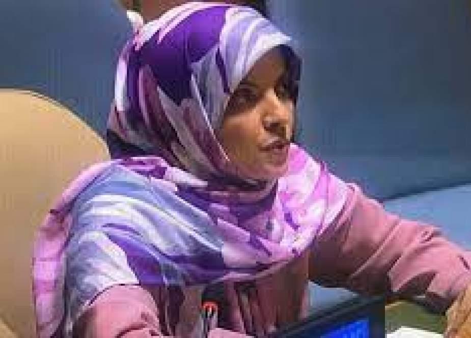 Zahra Ershadi, Iran's Deputy Permanent Representative the United Nations.jpg