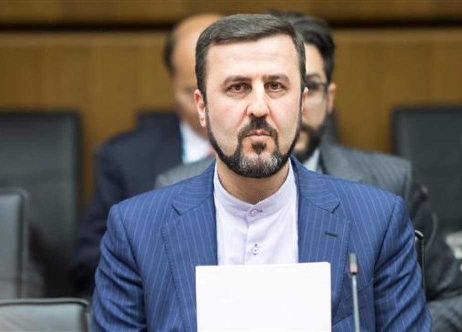 Kazem Gharibabadi, Iran