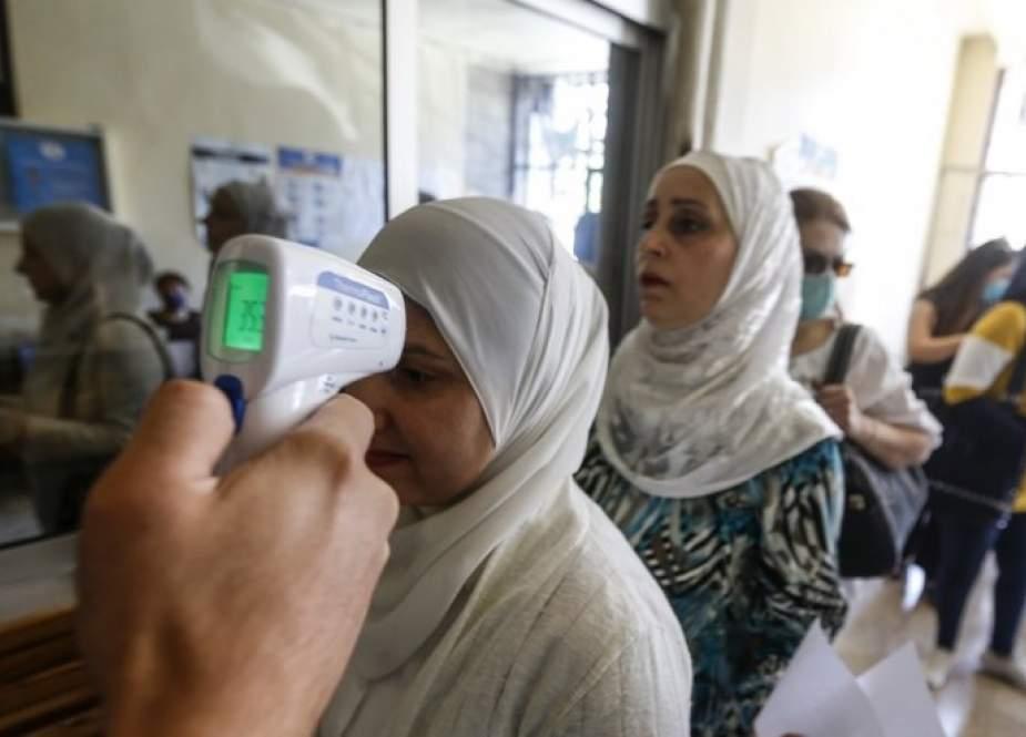 تسجيل 179 إصابة جديدة بكورونا في سوريا