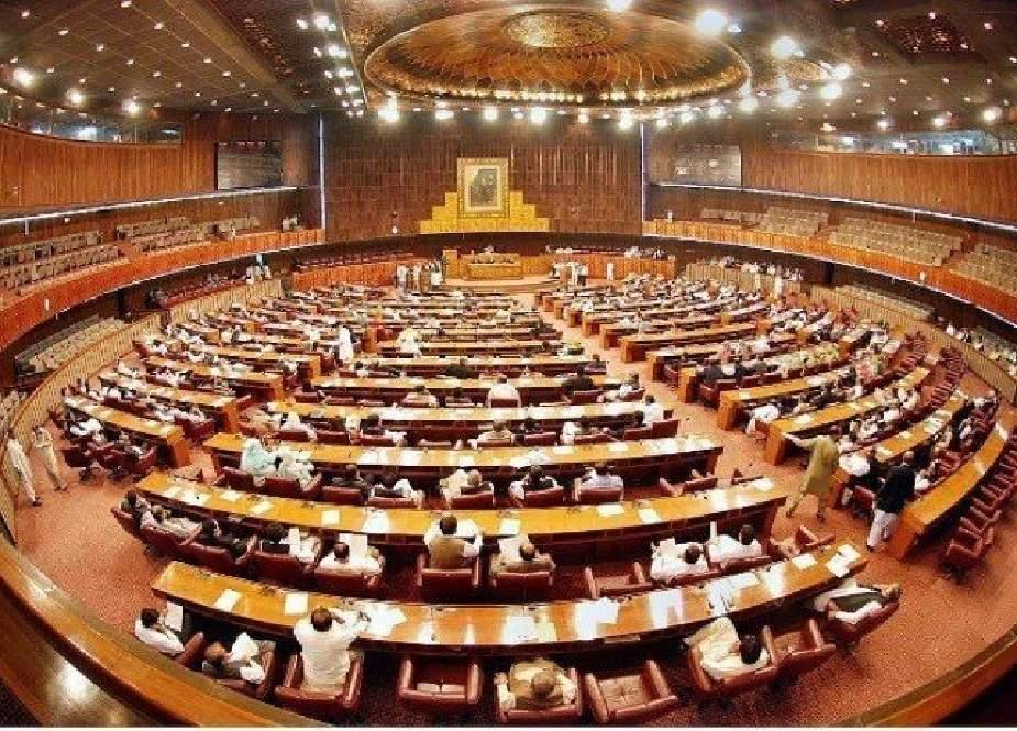 قومی اسمبلی میں سید علی گیلانی کو خراج عقیدت پیش کرنے کی قرارداد منظور
