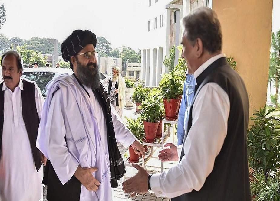 عشقِ طالبانیت کی سرشاری اور فوج طالبان بھائی بھائی