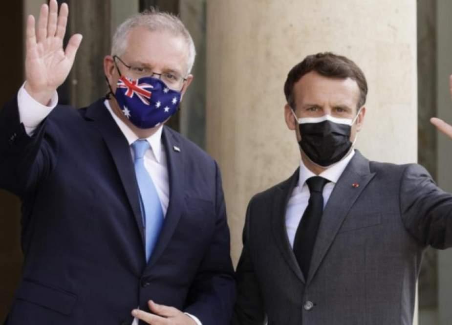 أزمة مفتوحة بعد إلغاء أستراليا صفقة شراء غواصات فرنسية