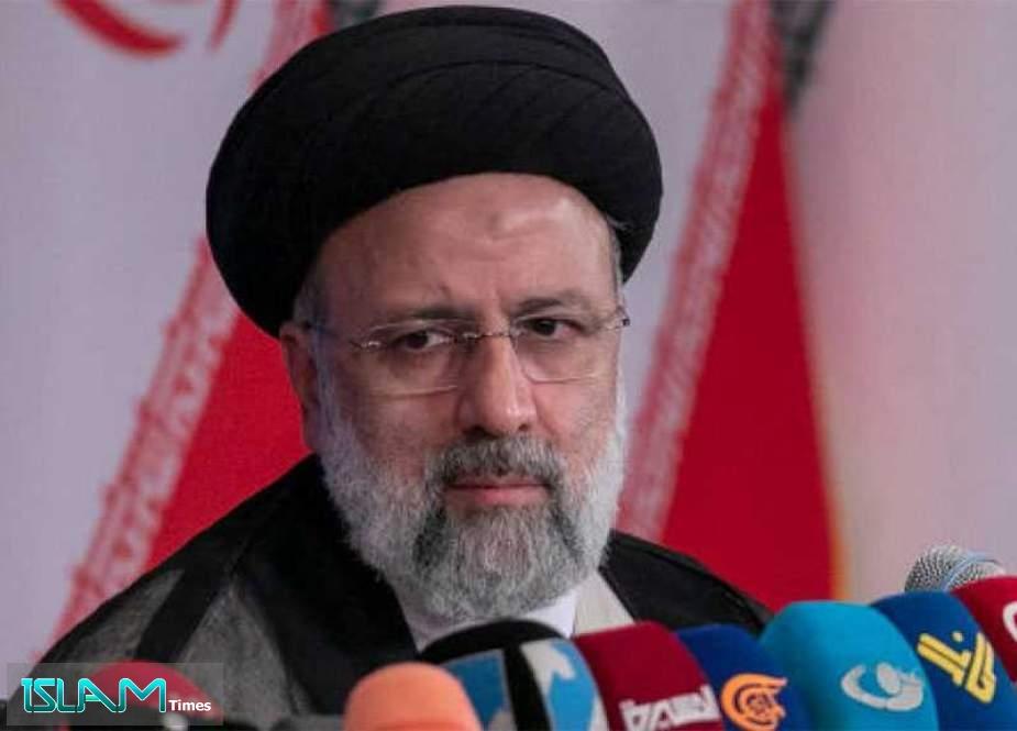 Raisi Guarantees Security of Investors in Iran