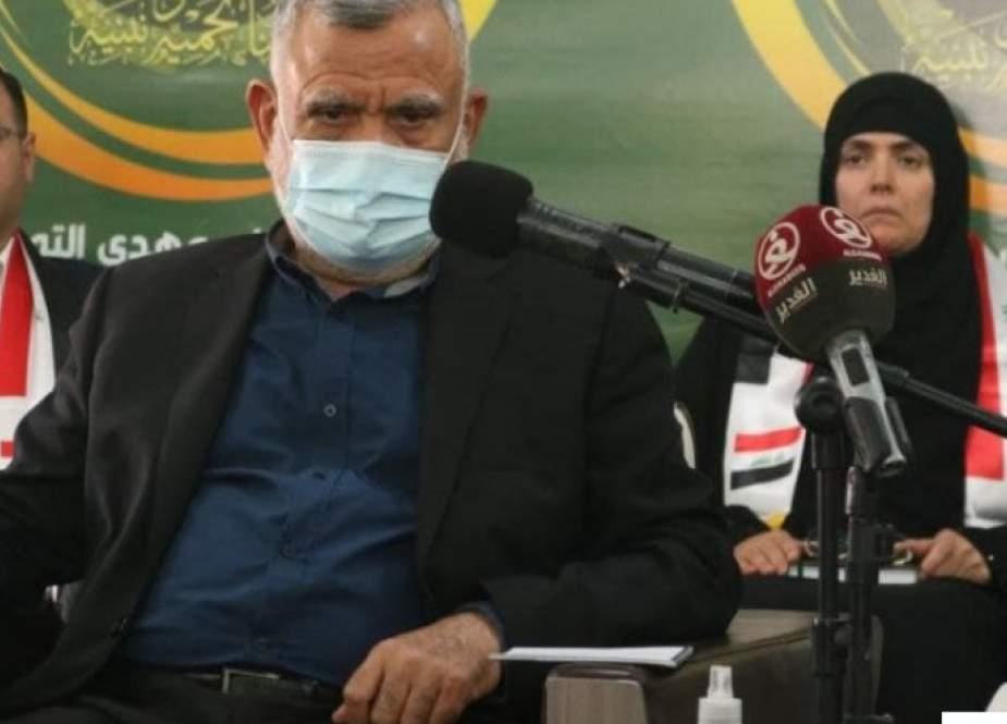 هادي العامري: الفتح الأكثر دعماً للأجهزة الأمنية و تطوير العراق