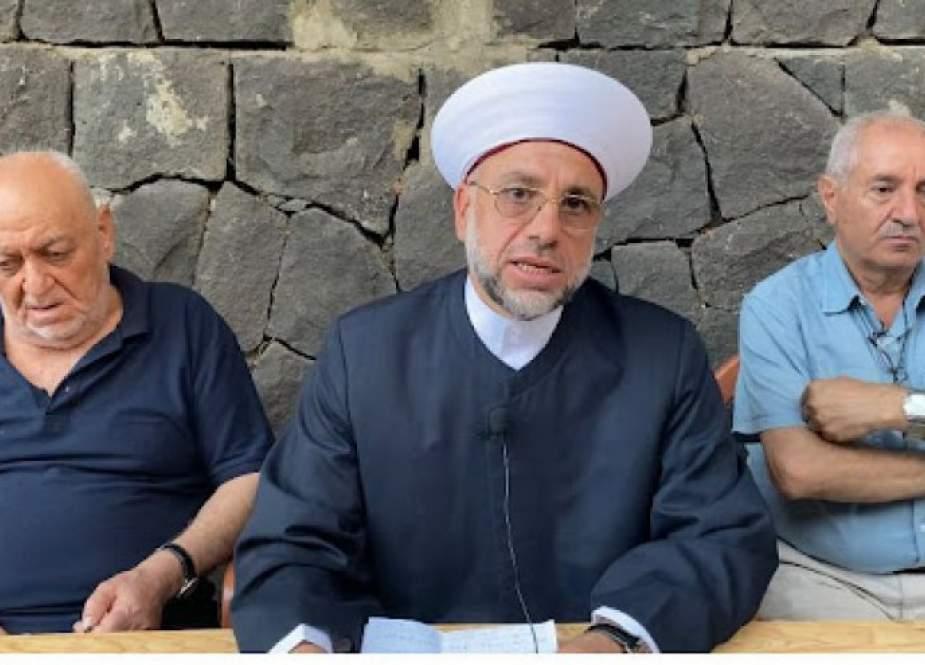 الشيخ الخطيب: لا زالت اياديك يا طهران بيضاء