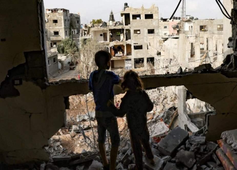 کودکان غزه و آسیبهای ادامه دار حملات رژیم صهیونیستی