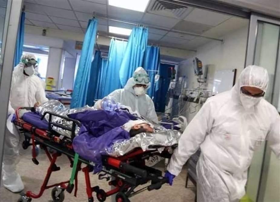 پاکستان میں کورونا وائرس سے مزید 63 اموات