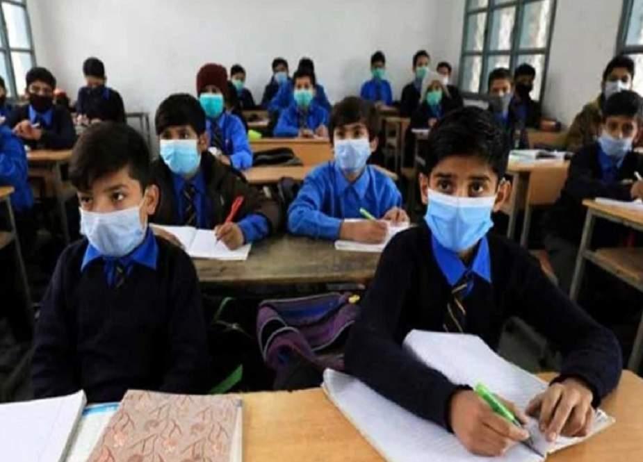 پنجاب میں سکولوں کا تعلیمی دورانیہ بڑھا دیا گیا