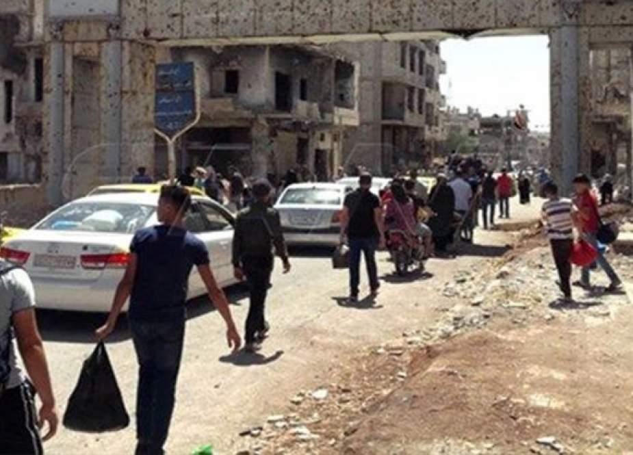 """""""سلام لا حرب"""" آلية جديدة لإنهاء الأزمة في سوريا"""