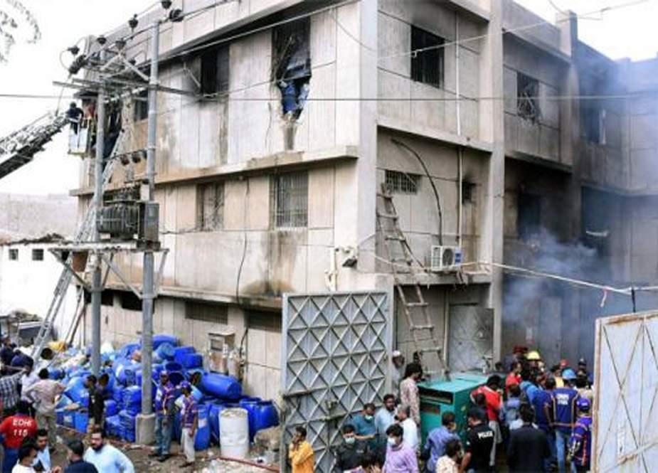 سانحہ مہران ٹاؤن کیس، فیکٹری سپروائزر سمیت مزید 2 ملزمان گرفتار