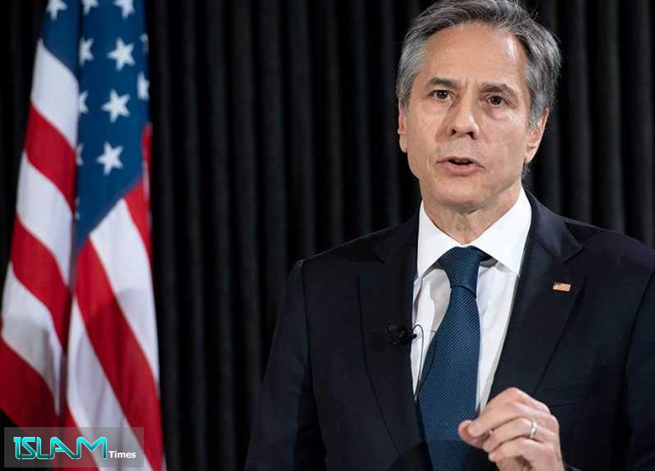 Blinken: US Will Help Foster Further 'Israeli' Ties with Arab States