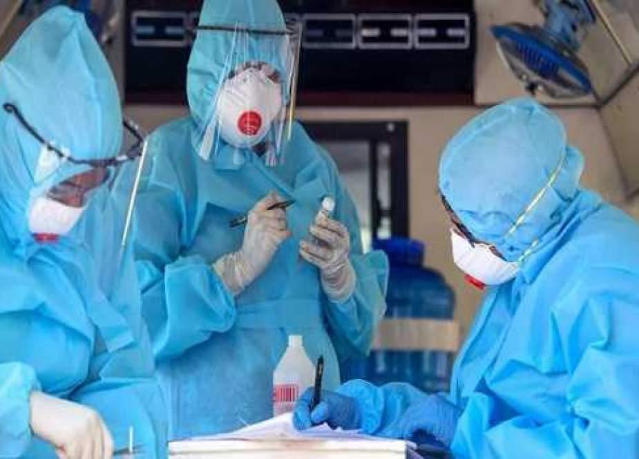 بھارت، گزشتہ چار دنوں سے کورونا وائرس کے ایکٹیو کیسز میں مسلسل اضافہ