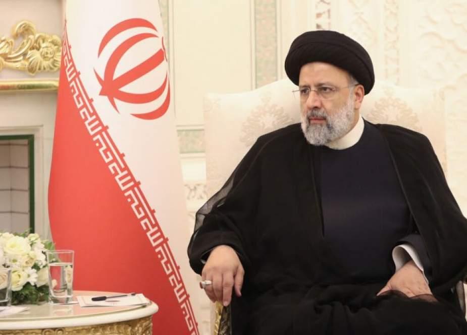 أية الله رئيسي: ايران وطاجيكستان تجمع بينهما اواصر قبلية وثقافية