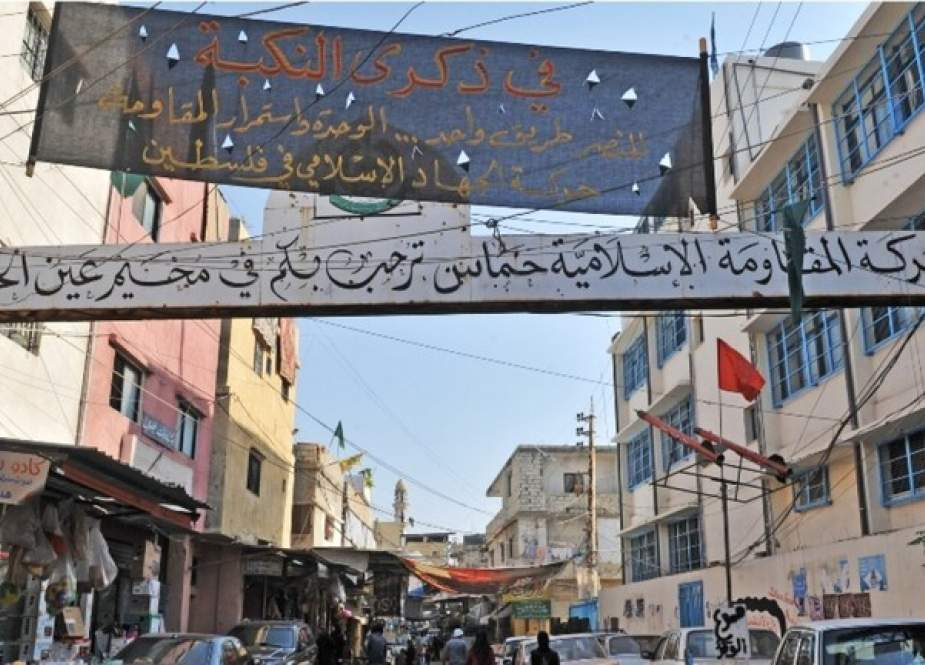 استمرار التوتر و اشتباكات في مخيم عين الحلوة جنوب لبنان