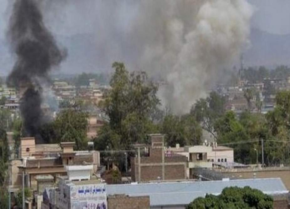 Pemboman Di Nangarhar Afghanistan Membunuh 3, Melukai 20