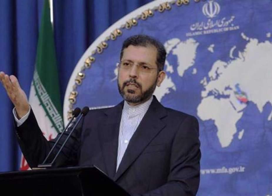 Iran Tolak Pernyataan GCC Di Tiga Pulau Iran