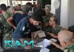 Suriya ordusu 8 il sonra Tefs şəhərinə daxil oldu və...