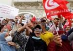 Tunisians Protest Against Qais Saeed