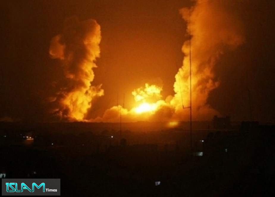 Saudi Coalition Launches Artillery Attack on Yemen