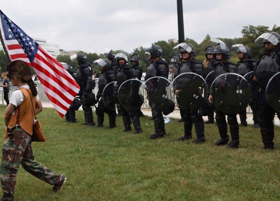 """Supporters of Donald Trump have held a """"Justice for J6″ rally in the US Capitol..jpg"""