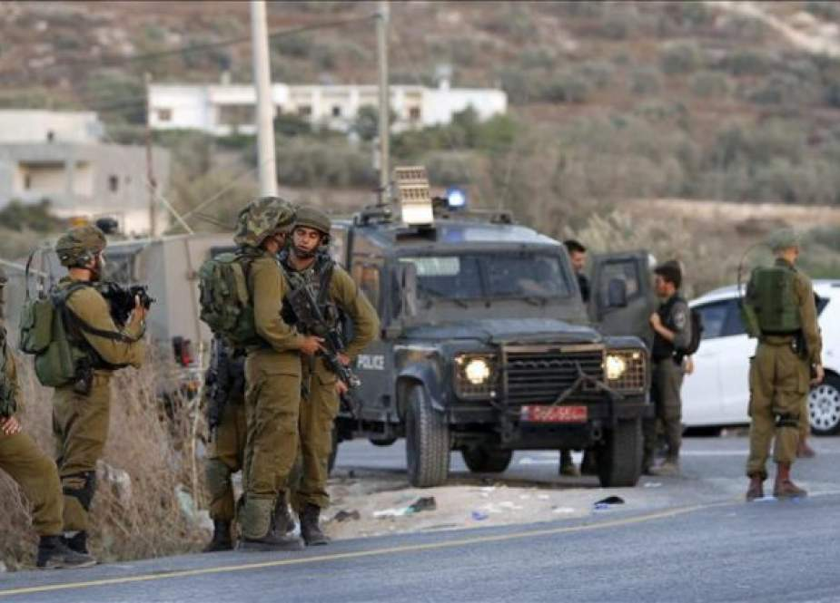Zionist Occupation Forces.