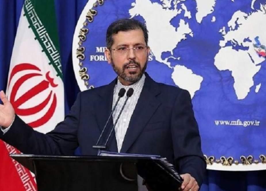 الخارجية الإيرانية: عبد اللهيان لن يلتقي مسؤولين أمريكيين في نيويورك