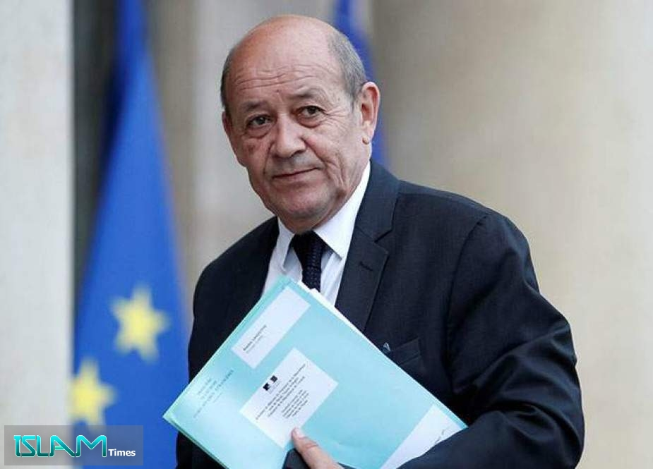 French Foreign Minister Says US, UK Are Two Opportunistic Countries