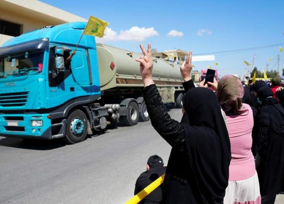 إيران: لو ارادت الحكومة اللبنانية شراء الوقود منا سنضعه تحت تصرفها