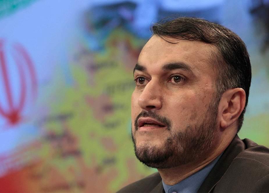 İran XİN rəhbəri ABŞ-a gedəcək