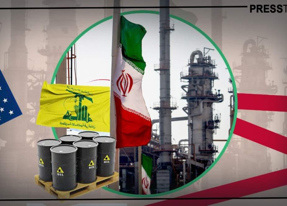 Pengiriman Bahan Bakar Iran Ke Lebanon Merusak Hegemoni AS Di Asia Barat