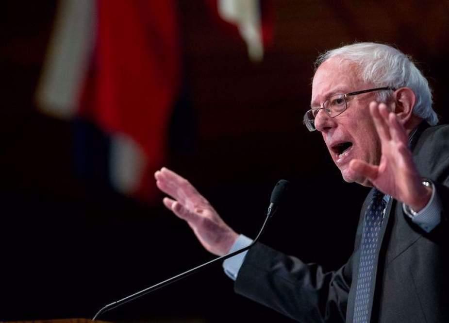 Sanders: Pembunuhan Warga Sipil Afghanistan Dalam Serangan Pesawat Tak Berawak AS