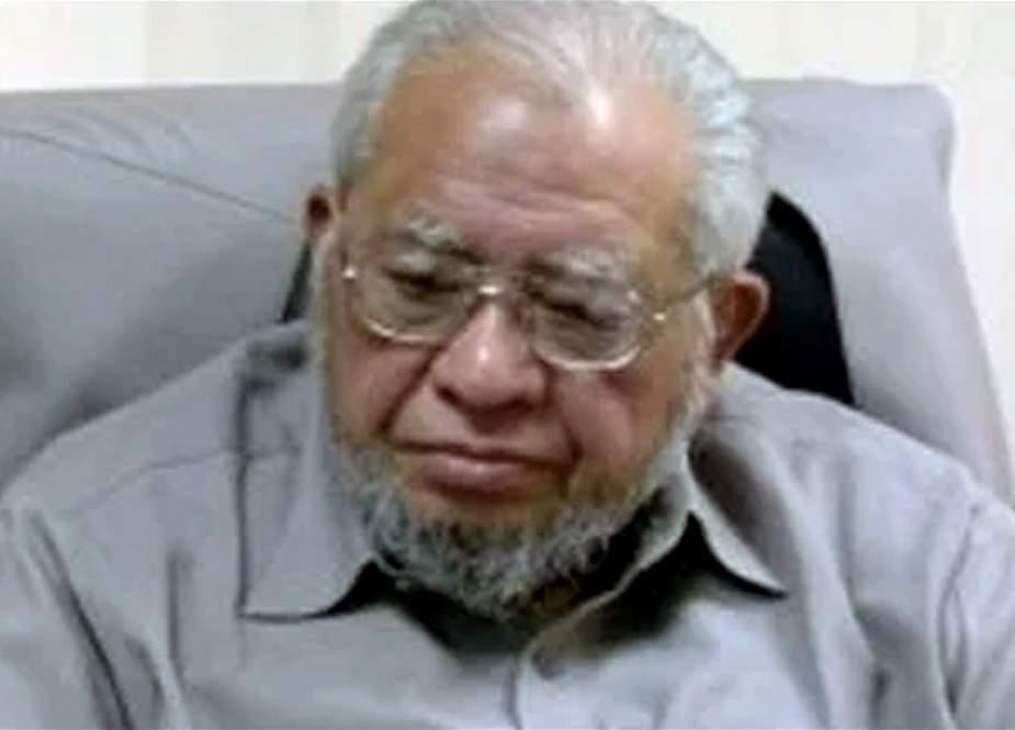 پروفیسر خورشید احمد کا جماعت اسلامی کراچی کو انتخابی پیشرفت پر خراج تحسین