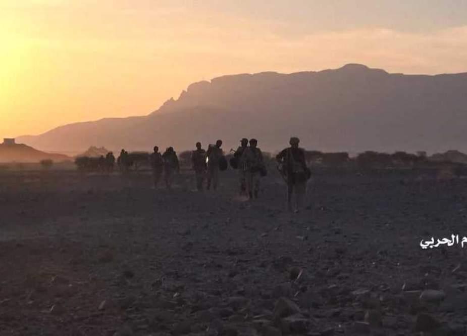 Tentara Yaman, Pejuang Sekutu Merebut Kendali Atas Wilayah Strategis Di Ma