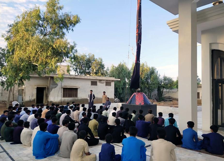 جامشورو، اصغریہ اسٹوڈنٹس آرگنائزیشن کے زیر اہتمام 3 روزہ مرکزی تعلیمی و تربیتی ورکشاپ کا انعقاد