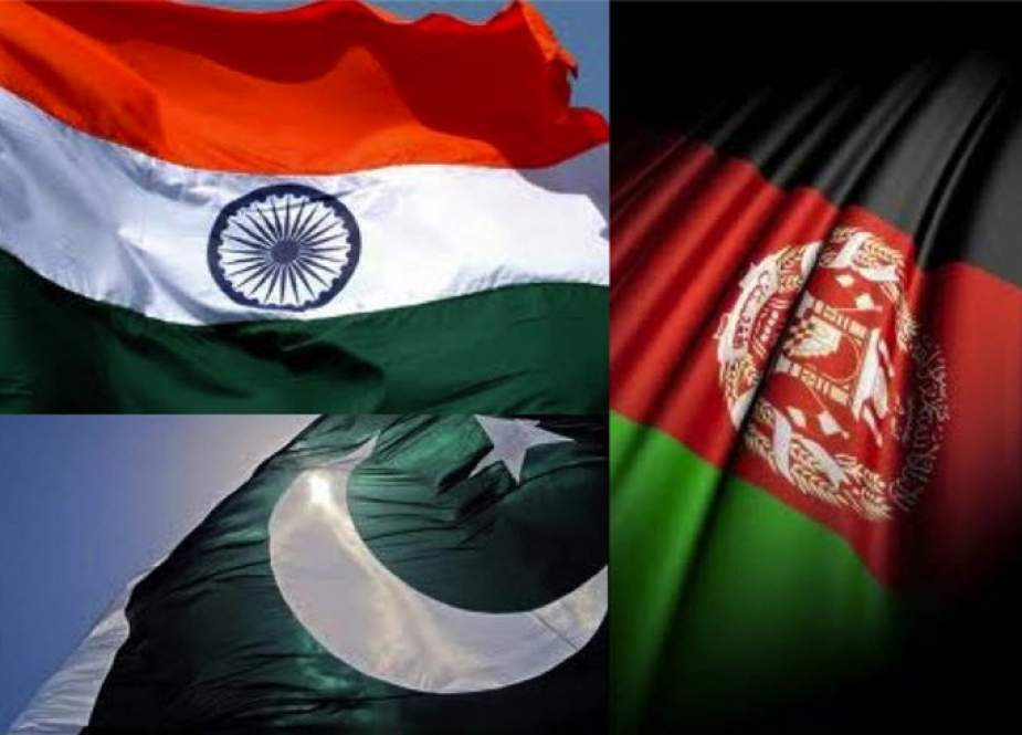 رقابت هند و پاکستان در بحران افغانستان
