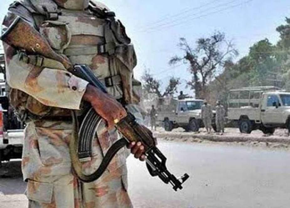 شمالی وزیرستان، سکیورٹی فورسز کی کارروائی میں دہشت گرد ہلاک