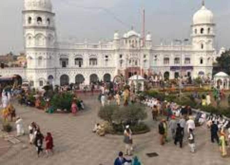 بابا گرو نانک کی 482 ویں برسی کی تقریبات کا آج سے آغاز ہو گا