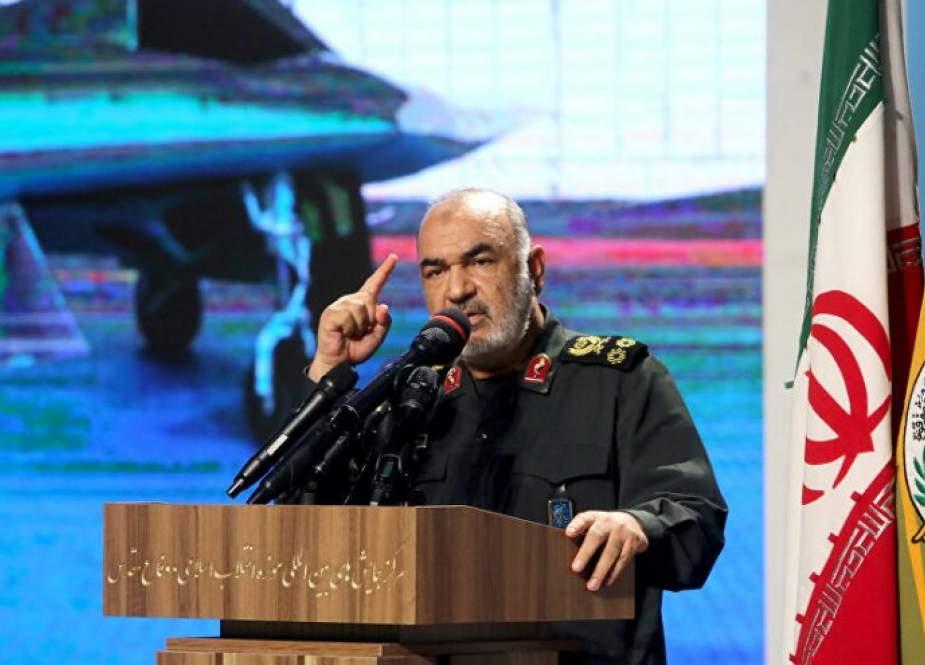 اللواء سلامي: استراتيجيتنا المؤكدة اقتحام مجالات التكنولوجيا المتطورة